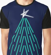 Kylie Christmas: Albert Hall Tree Graphic T-Shirt