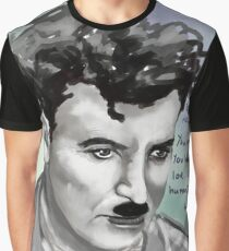The Great Dictator Graphic T-Shirt