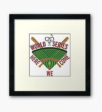World Series Framed Print