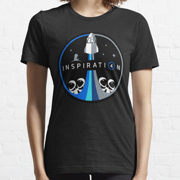 spaceX Inspiration4 Essential T-Shirt