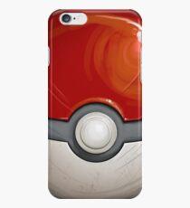 Wartorn Pokeball - Red iPhone 6 Case