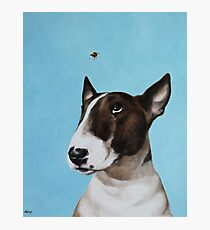 Bully & Bee Photographic Print