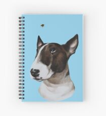 Bully & Bee Spiral Notebook