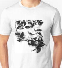 Black leaves T-Shirt