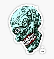 ONE EYE ZOMBIE Sticker