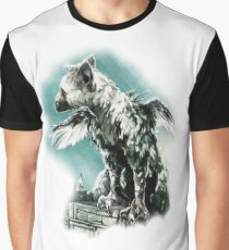 The Last Guardian - Vinyl Art Graphic T-Shirt