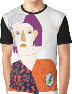 Who I am. Graphic T-Shirt