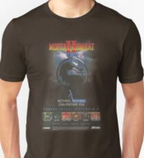 VINTAGE Mortal Kombat II  T-Shirt