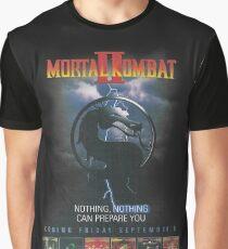 VINTAGE Mortal Kombat II  Graphic T-Shirt