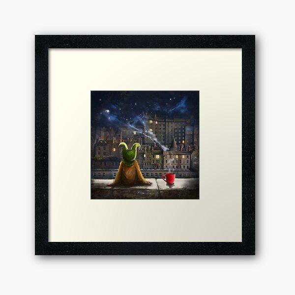 'The Mist Maker' Framed Art Print