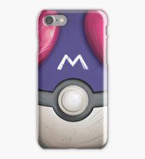 Wartorn Pokeball - Master iPhone Case/Skin