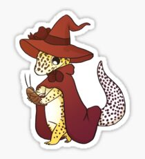 Leopard Gecko - Jesse Sticker