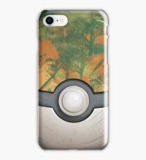 Wartorn Pokeball - Safari iPhone Case/Skin