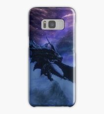 Skyrim Alduin Sovngarde print Samsung Galaxy Case/Skin