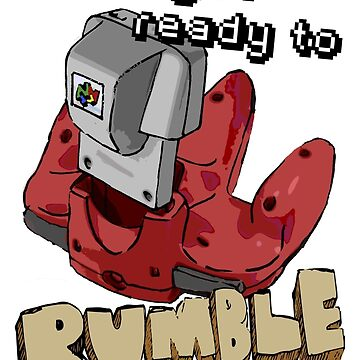 Lets get ready to Rumble! (N64) by superotaku