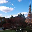 Chapel at Milligan College by Ann Palmieri