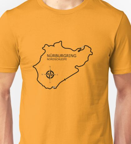 The Nurburgring - Nordschleife Unisex T-Shirt