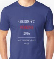 Giedroyc/Perkins 2016! T-Shirt