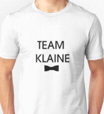 """""""You complete me"""" Team Klaine T-Shirt Unisex T-Shirt"""