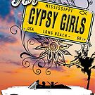 Grace for Gypsy Girls-Cover of our memoir by Ann Palmieri