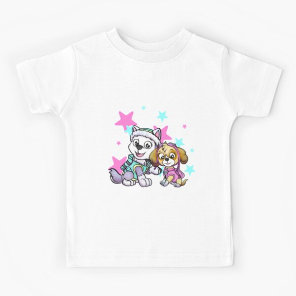 Paw Patrol Girls Kids T-Shirt