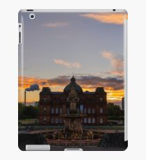 Peoples palace Glasgow iPad Case/Skin