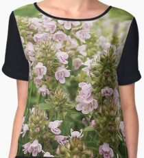 wildflowers Women's Chiffon Top
