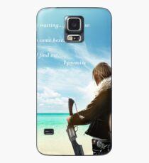 Funda/vinilo para Samsung Galaxy FINAL FANTASY VIII - Lo prometo