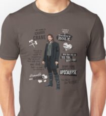 Camiseta ajustada Ichabod Crane