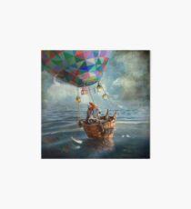 """""""Balloonist"""" Art Board"""
