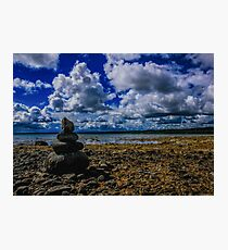 Cairns & Clouds Photographic Print
