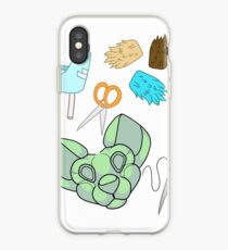 Fursuit Maker Things (furry) iPhone Case