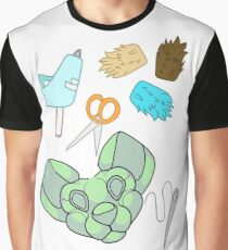 Fursuit Maker Things (furry) Graphic T-Shirt