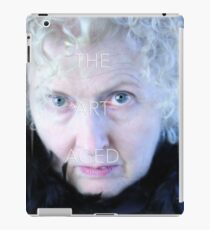 The Art Aged  iPad Case/Skin