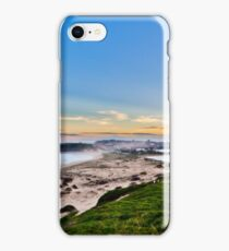 NEWCASTLE From Nobbys Lighthouse iPhone Case/Skin