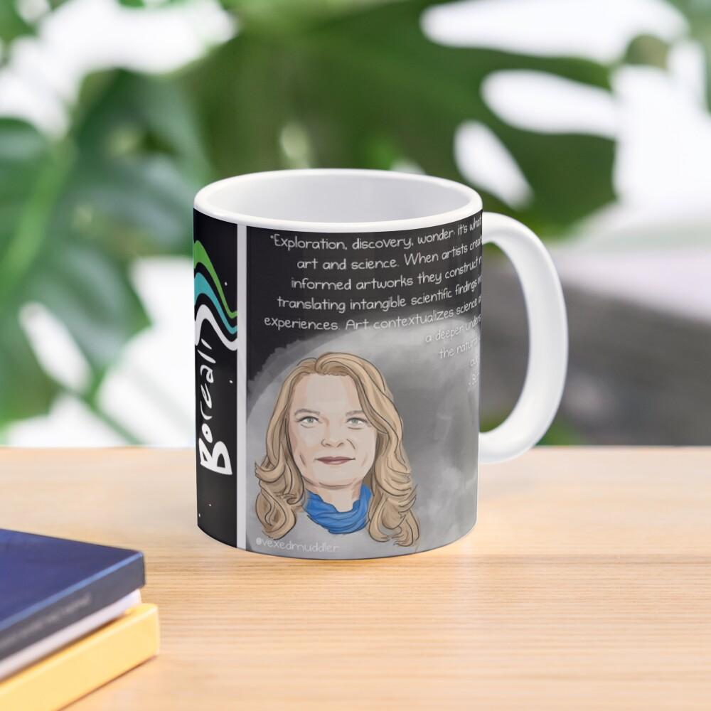 #SciComm100: Bettina Forget Mug