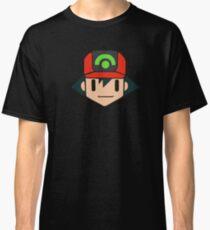 Ash Ketchem Hoenn Icon Classic T-Shirt