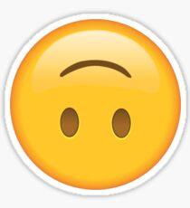 Smiley Face Emoji: Stickers | Redbubble
