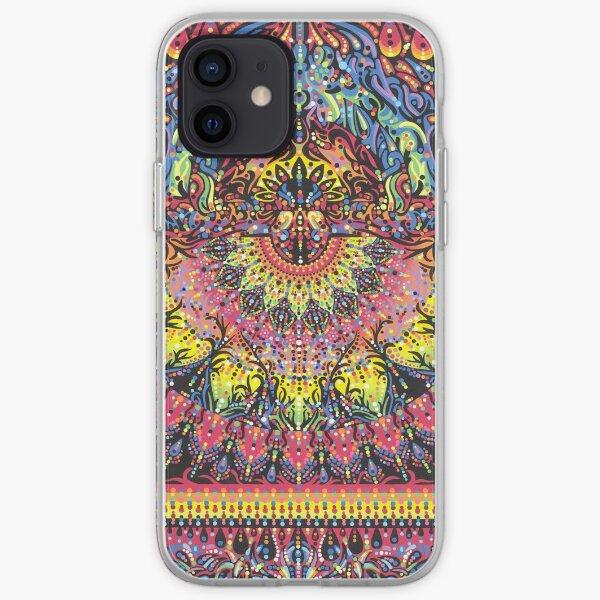 Incandescent Dance iPhone Soft Case