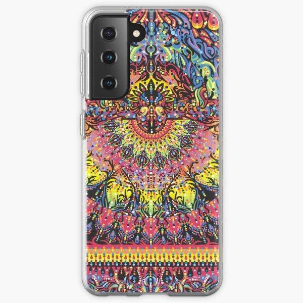 Incandescent Dance Samsung Galaxy Soft Case