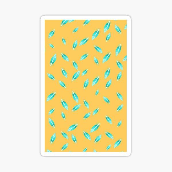 Federleicht Sticker