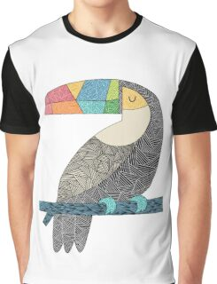 Tucan chilling T-shirt Graphique