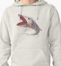 Shark fish  (original sold) Pullover Hoodie