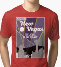Fallout new vegas t shirts redbubble - Fallout new vegas skyline ...