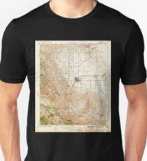 USGS TOPO Map California CA Coalinga 297123 1944 62500 geo T-Shirt