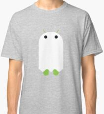 Android ghost Classic T-Shirt
