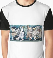 Where the wild things are Rumpus Graphic T-Shirt