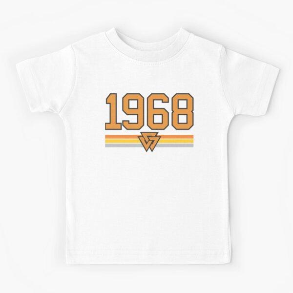 1968 Tau Gamma Phi Triskelion Grand Fraternity Kids T-Shirt