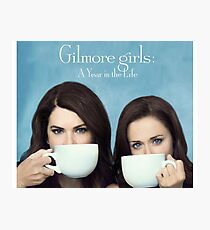 Gilmore girls - a year in the life - netflix series Photographic Print