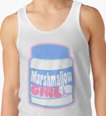 Marshmallow Girl - Creme ver. Tank Top